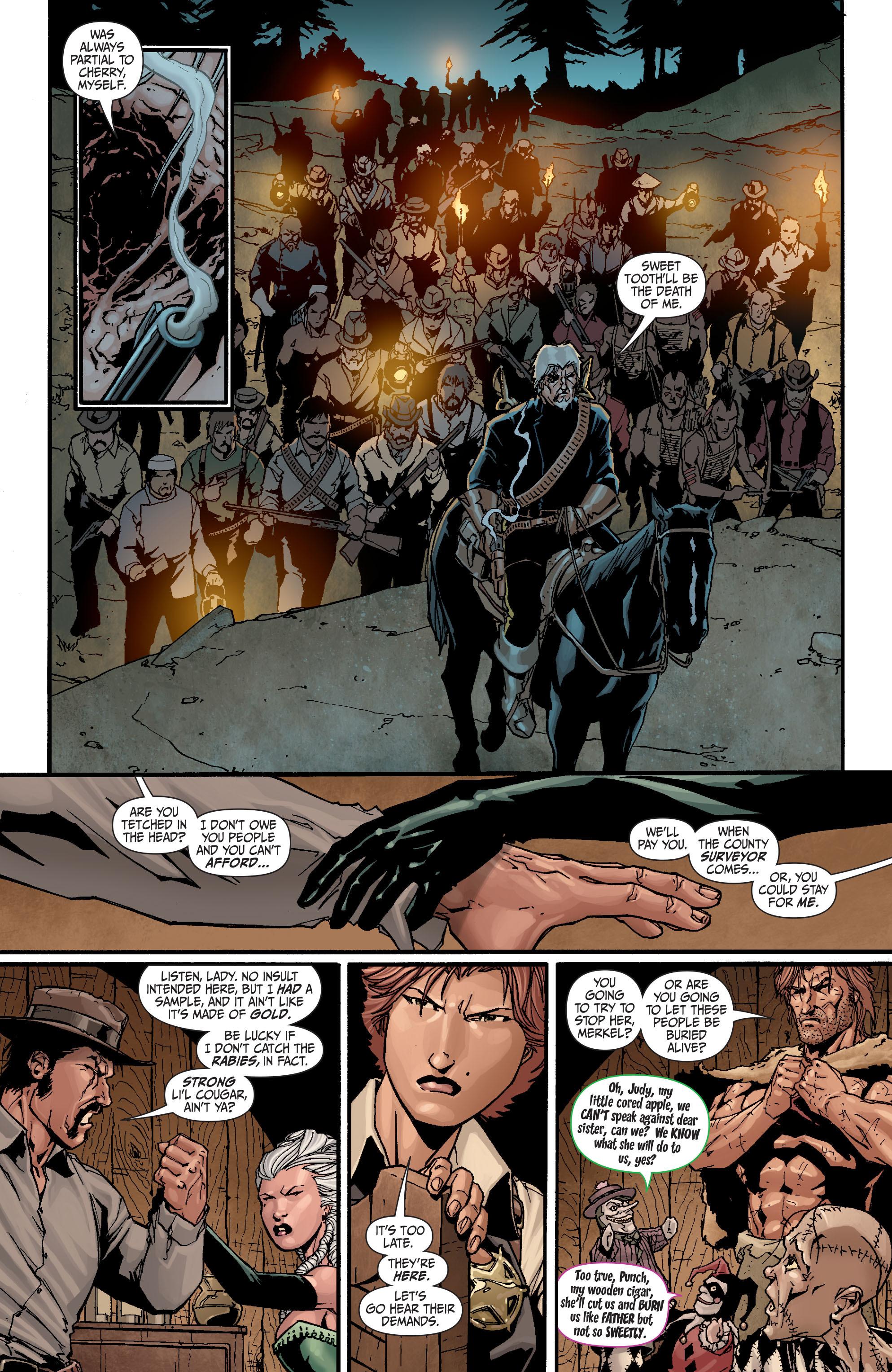 Read online Secret Six (2008) comic -  Issue #24 - 14