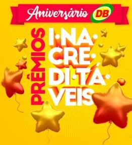 Cadastrar Promoção DB Supermercados Aniversário 2018 Participar Prêmios