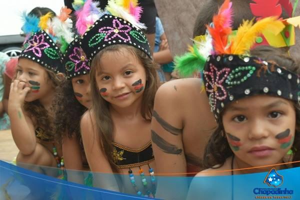 CHAPADINHA: SECRETARIA DE EDUCAÇÃO COMEMORA DIA NACIONAL DO LIVRO INFANTIL.