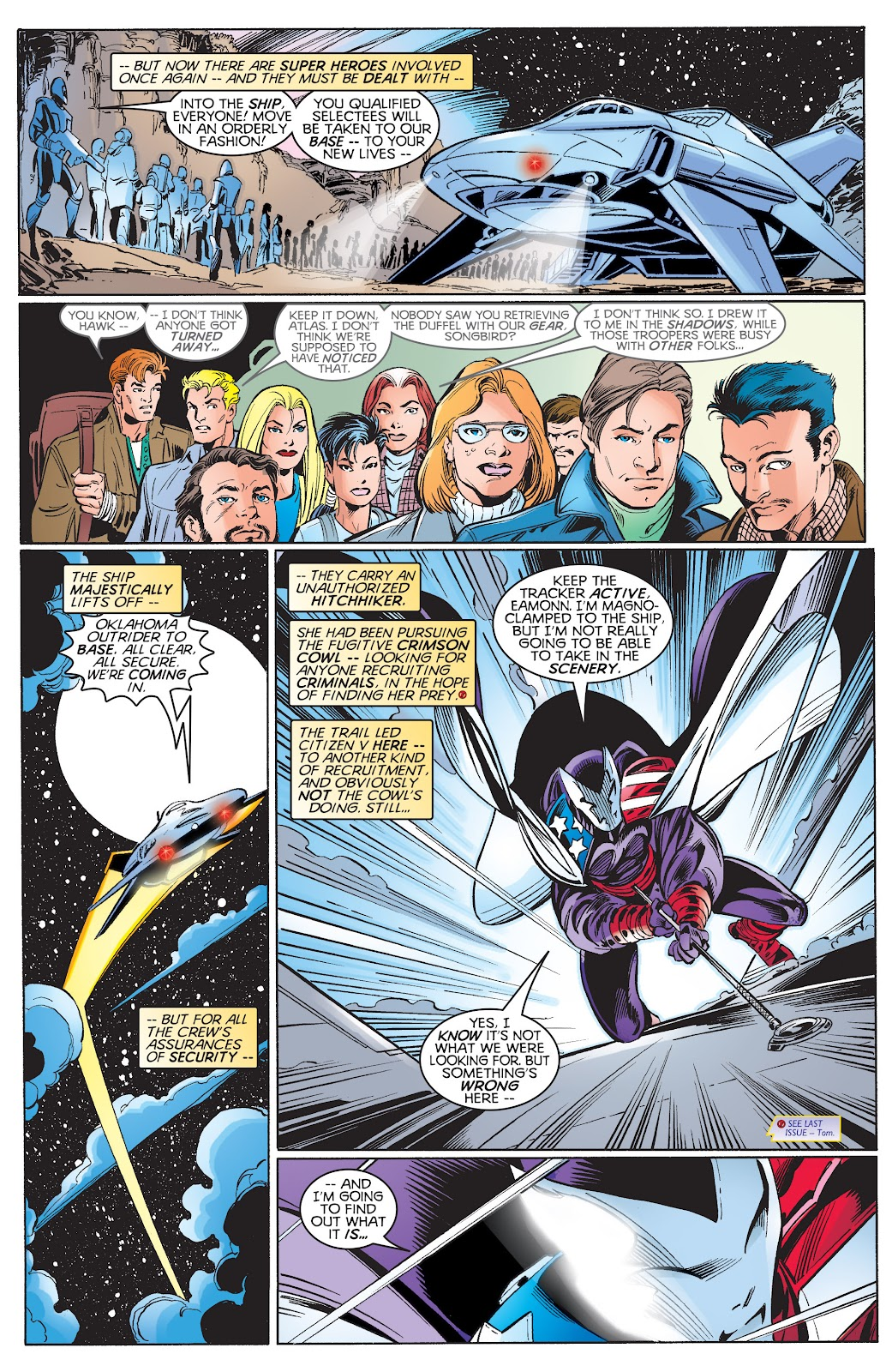 Read online Hawkeye & The Thunderbolts comic -  Issue # TPB 1 (Part 3) - 13