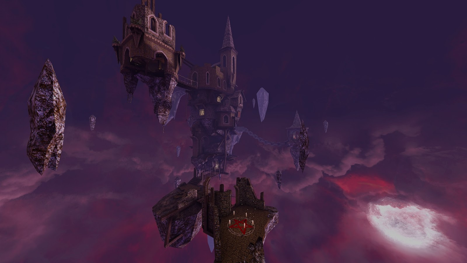 quake arcane dimensions the gorgeous the end map bathing in glorious
