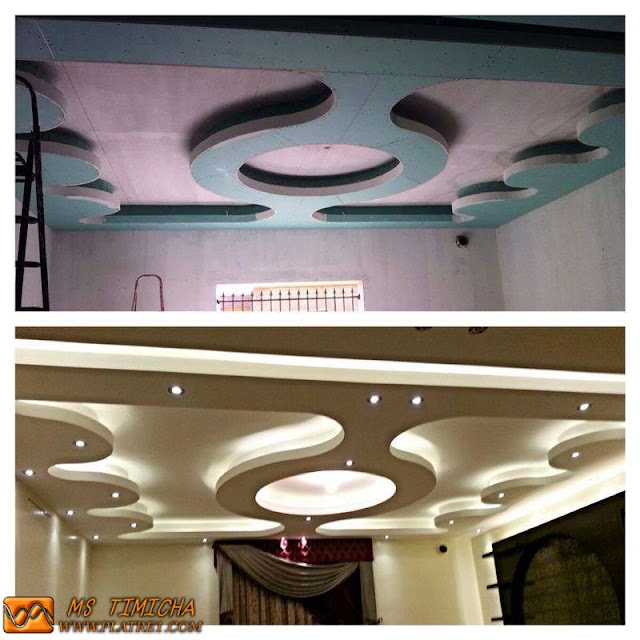 top decorators platre plafond