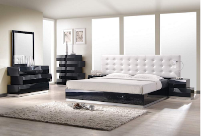 Contemporary Bedroom Sets For Simply Stunning Effect