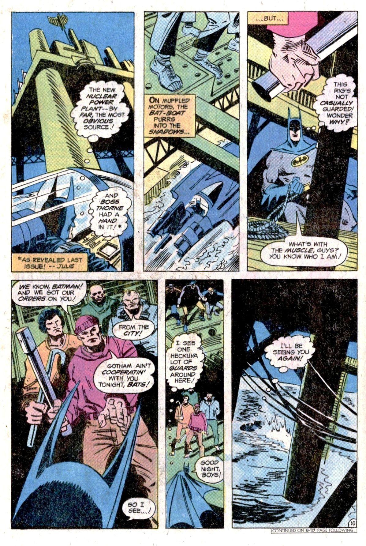 Detective Comics (1937) 470 Page 15