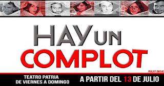 HAY UN COMPLOT 2