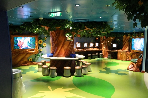 Mission: Food: Disney Cruise Line: My Favorite Things