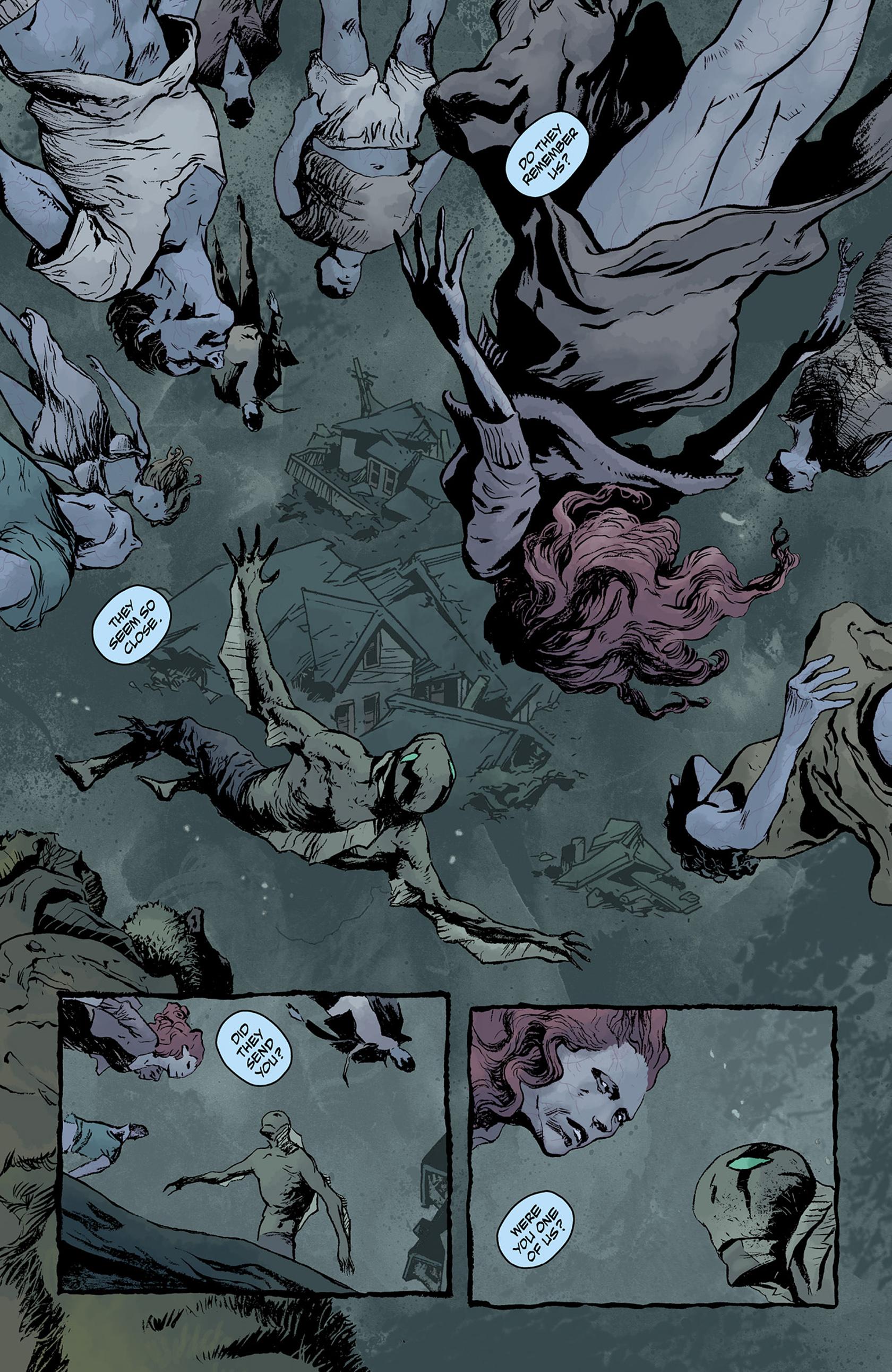 Read online Abe Sapien comic -  Issue #24 - 21