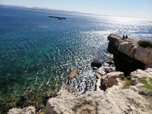 Urla Demircili Yarım Adası Kamp