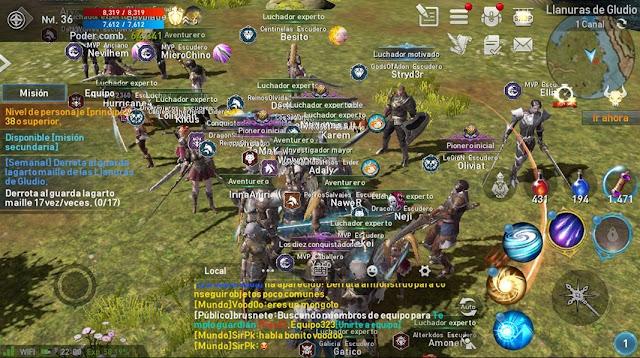 cara bermain lineage 2 revolution