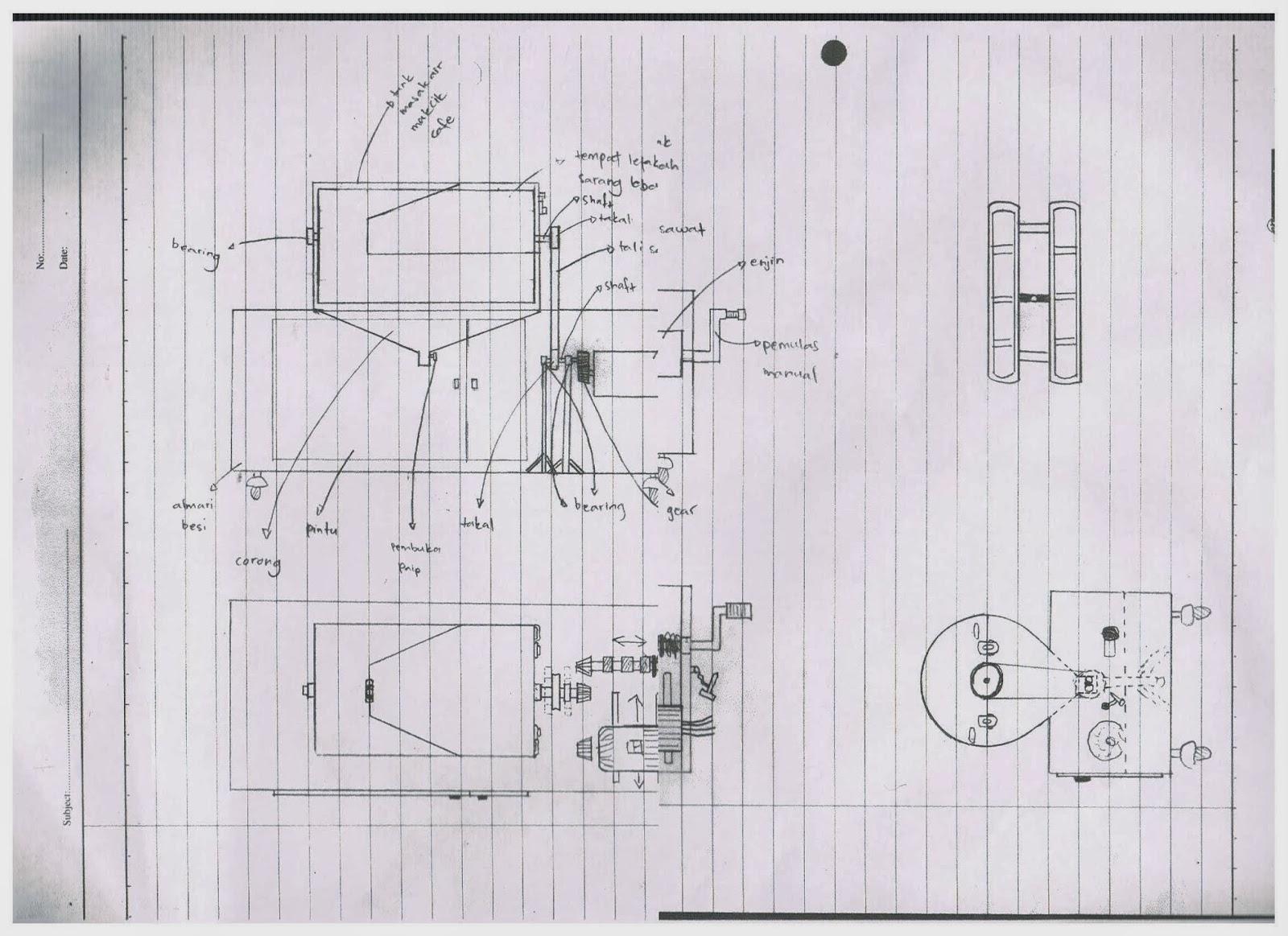 Its About Me Projek Akhir Diploma Kejuruteraan Mekanikal Automatic Honey Extractor Machine A H E
