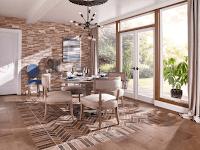 10 Pilihan Motif Keramik Lantai Ruang Tamu Terbaik