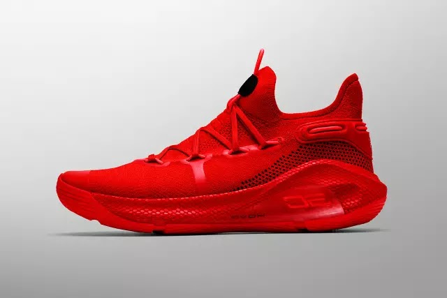 117ee16e4bfb Currently we waiting for the release of under armour Steph Curry 6 all in  red ..representing the feeling of his heart to City of Oakland - heart of  town . ...