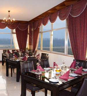 Panari Hotel Red Garnet - Fine Dining