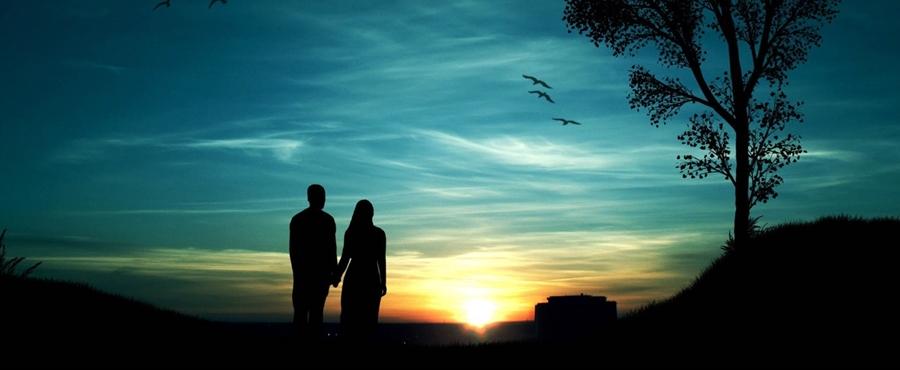 ảnh bìa Facebook cho các cặp đôi (couple) đẹp nhất 3
