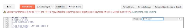membuat related post di blogspot