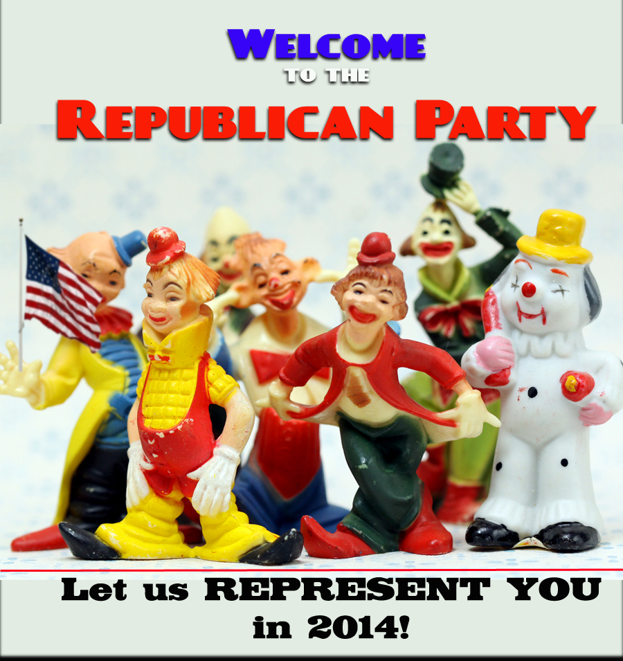 Vote February Room Finalists 2014: Suggestion For The 2014 Republican Party Advertising
