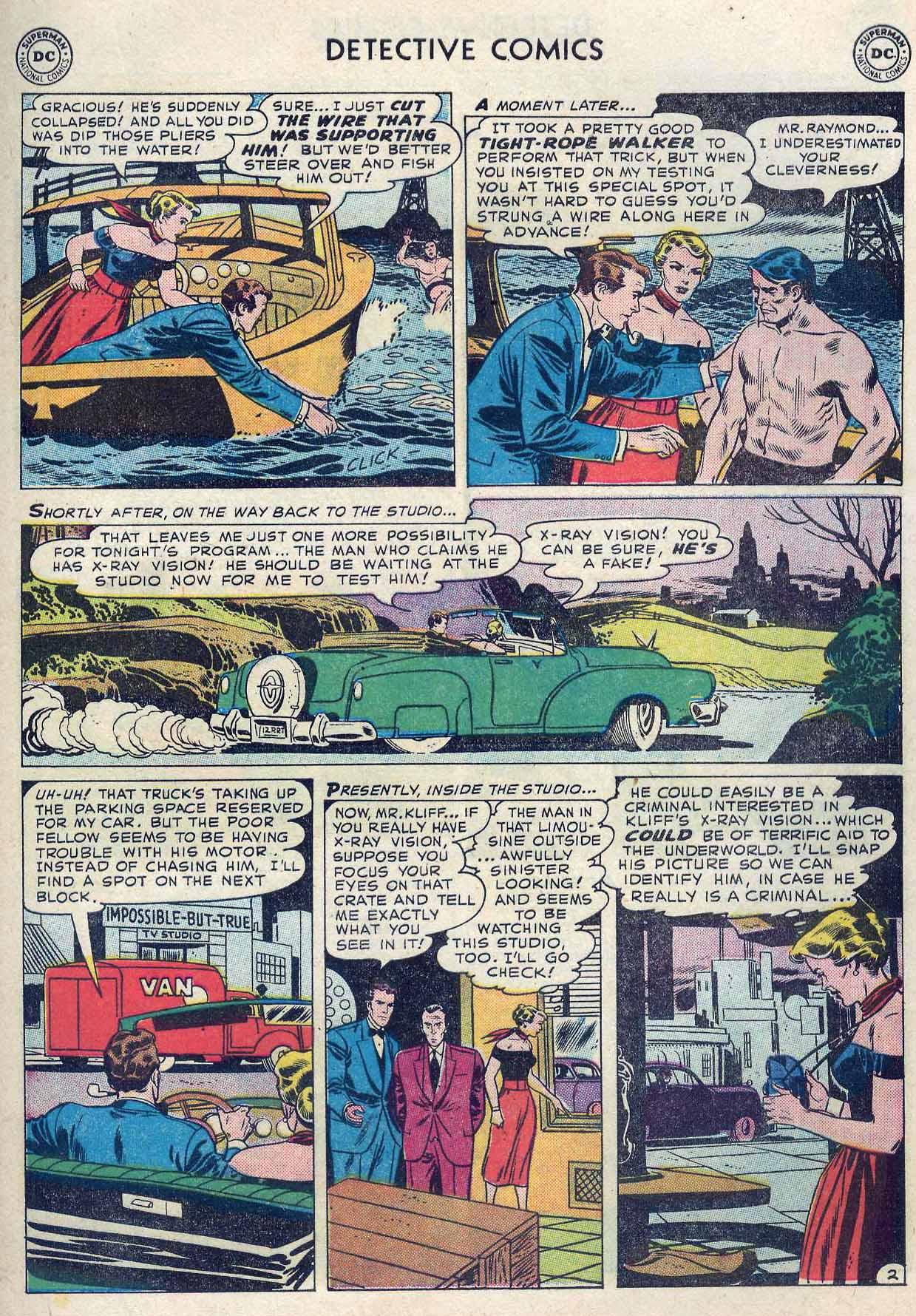 Read online Detective Comics (1937) comic -  Issue #262 - 19
