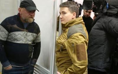 ГПУ завершила розслідування у справі Рубана та Савченко