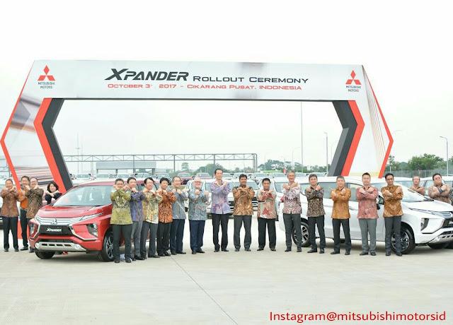 Mitsubishi Xpander Bintaro