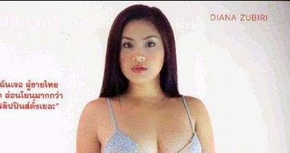 Found site Sexy diana zubiri topless know
