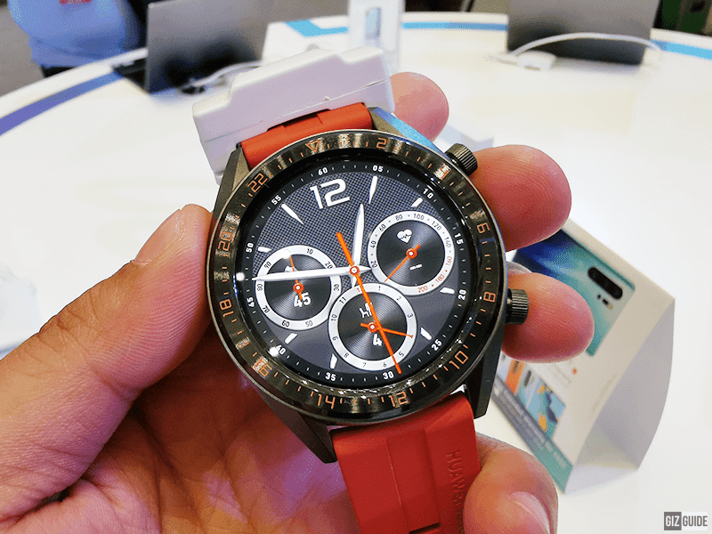 Huawei Watch GT Active with ruggedized strap arrives in PH for PHP 12,990