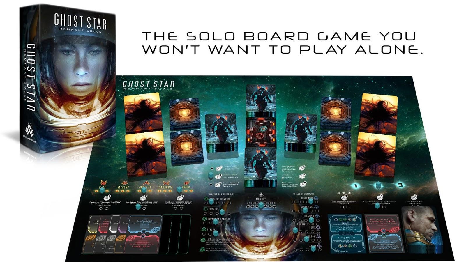 Ghost Star Kickstarter Highlights