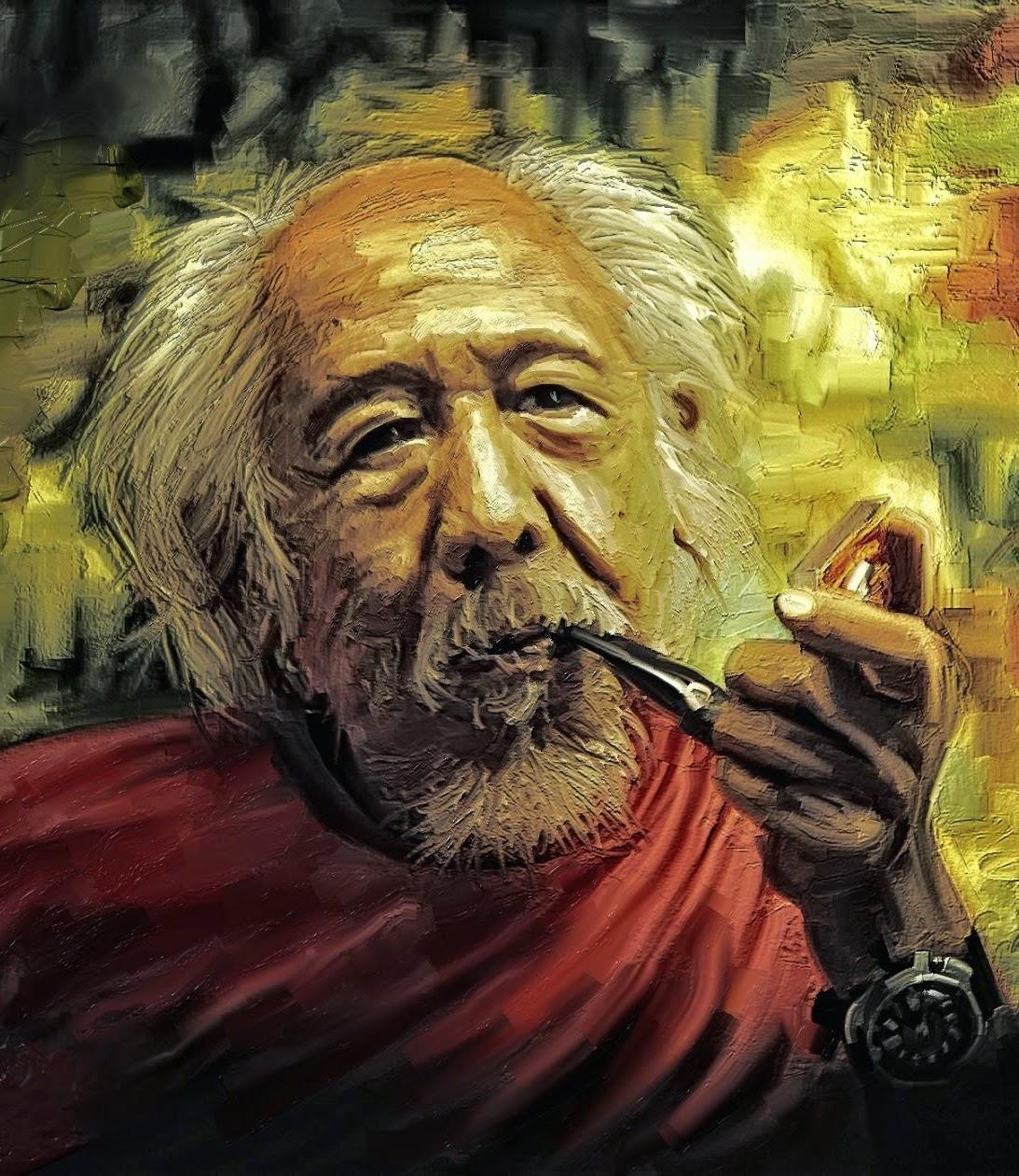 biografi seniman indonesia : Affandi Koesoema