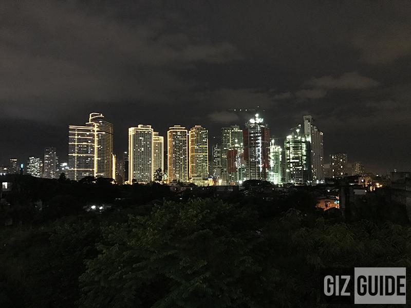 iPhone 7 Super Night ISO 200, 0.25 secs shutter