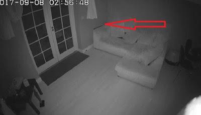 Video Menyeramkan, Hantu Terekam Memasuki Ruangan Bekas Rumah Sakit