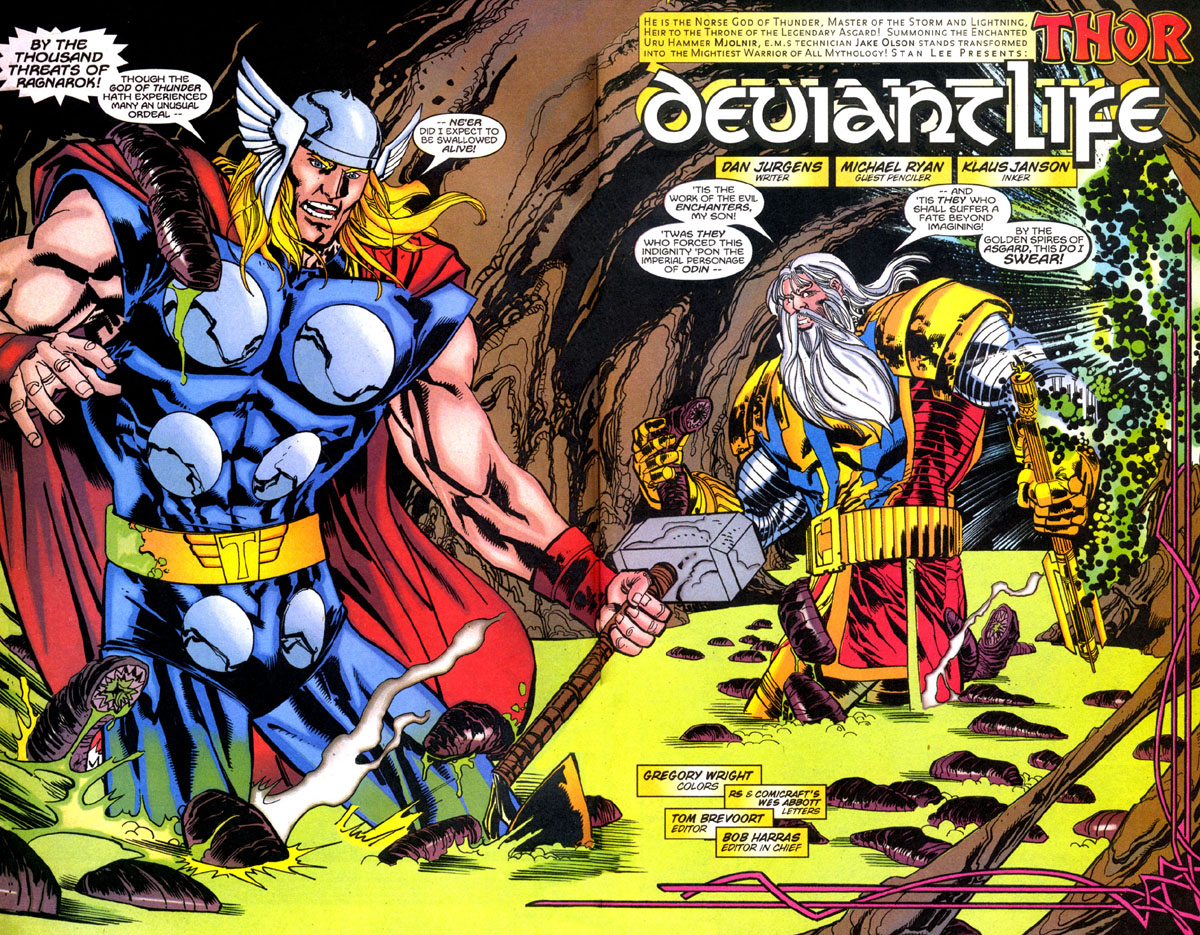 Thor (1998) Issue #19 #20 - English 3