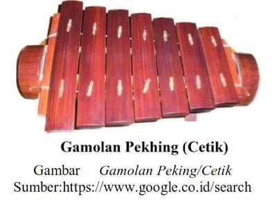 Sejarah Gamolan Lampung