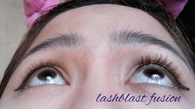 Covergirl Lash Blast Fusion