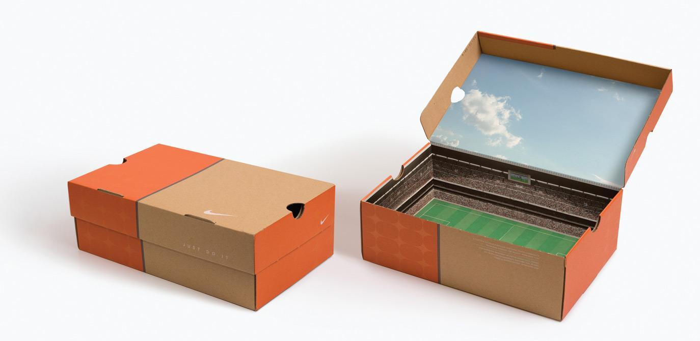 Nike Shoe Box Plan