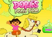 Dora Pony Ride