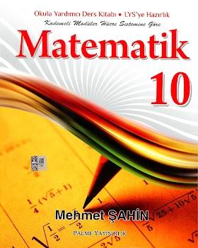 Palme Yayınları 10. Sınıf Matematik Konu Anlatımı PDF