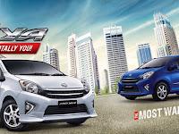 Review Mobil dan Test Drive Toyota Agya