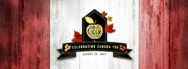 {Erin Out and About} Toronto Cider Festival 2017