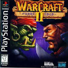 Free Download Warcraft 2 The Dark Saga Games PSX ISO Untuk Komputer PC Games Full Version ZGASPC