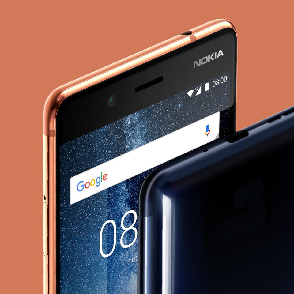 Nokia 8 Review - DMZ Networks