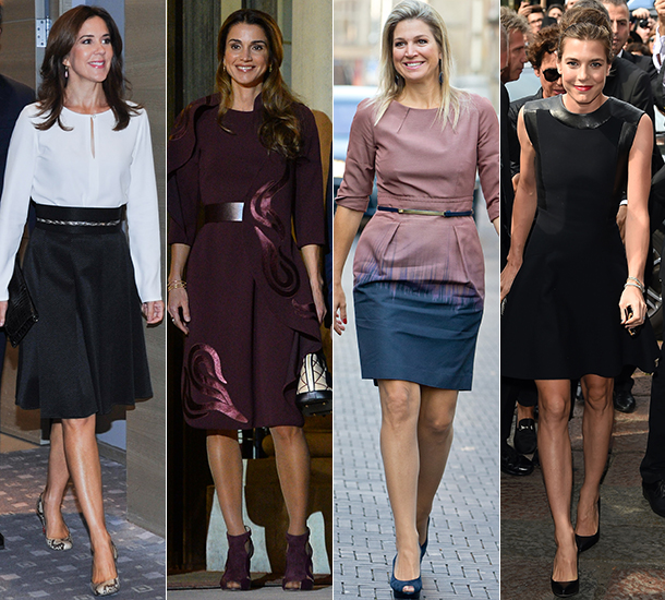 Princess Mary of Denmark and the Countess of Wessex both showcased a host stylish outfits while on tour in Canada this week.