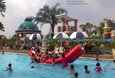 Wisata Marcopolo Water Adventure | Tempat Wisata di Bogor