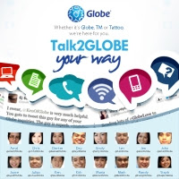 Shorty Awards Globe Telecom @ Talk2Globe