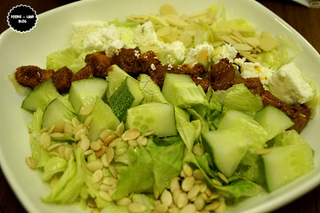 Harvest Salad@Winter Hotties @ Au Bon Pain | Bangalore