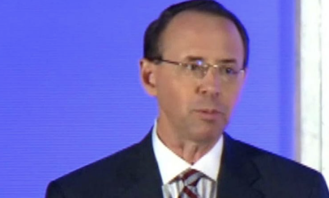Rosenstein unloads on Comey, says he broke 'bright lines that should never be crossed'