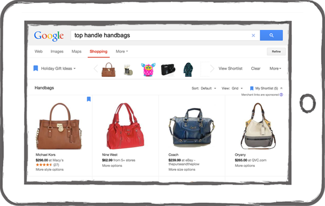 Official google blog check off your holiday gift list for Check online shopping website