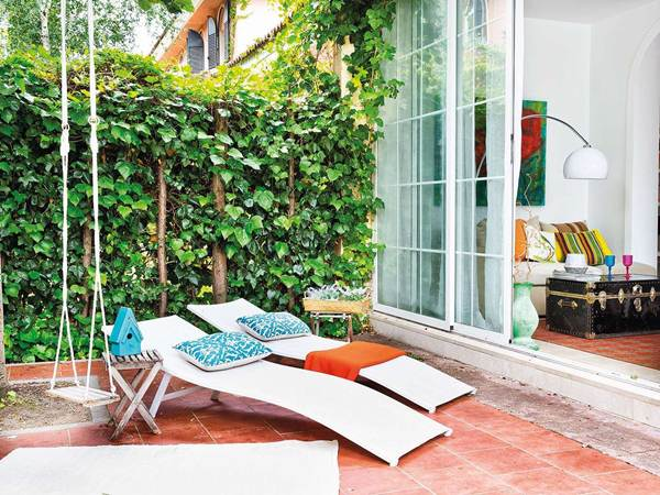 7 Ideas For Decorating Balconies or Terraces 9