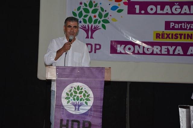 HDP Bozova 1.Olağanüstü Kongresi gerçekleşti