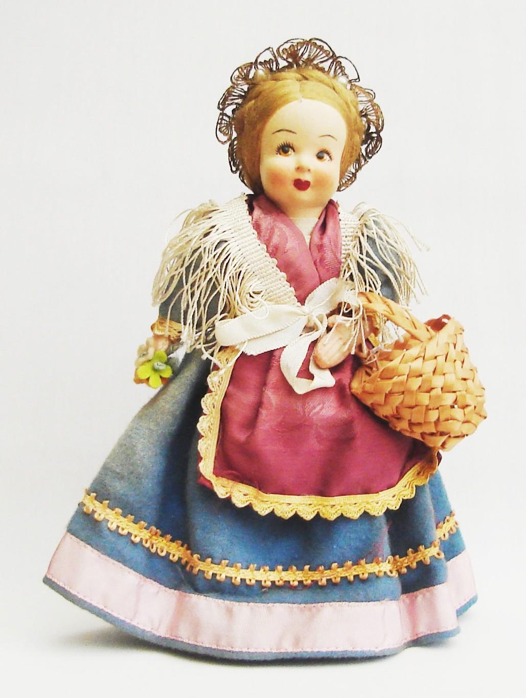 World Costume Dolls: DOLLS FROM COLOMBIA (Tikuna Tribe ...