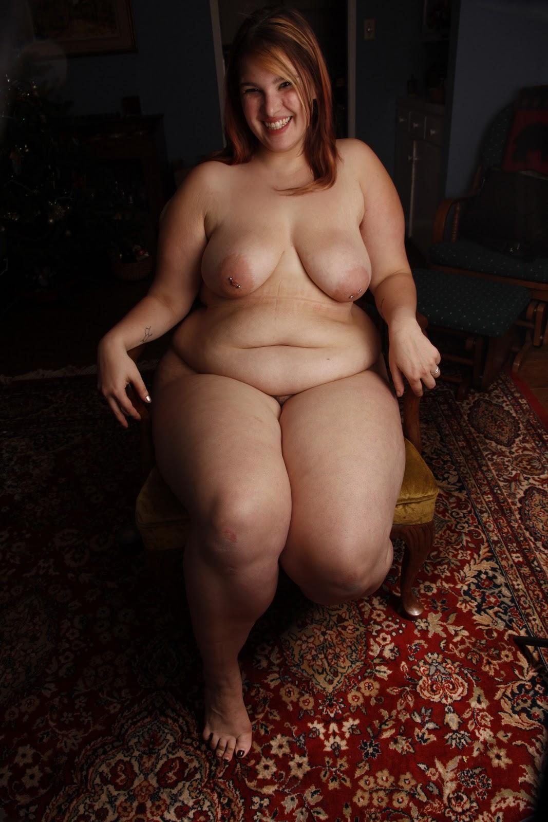 Толстушки голый