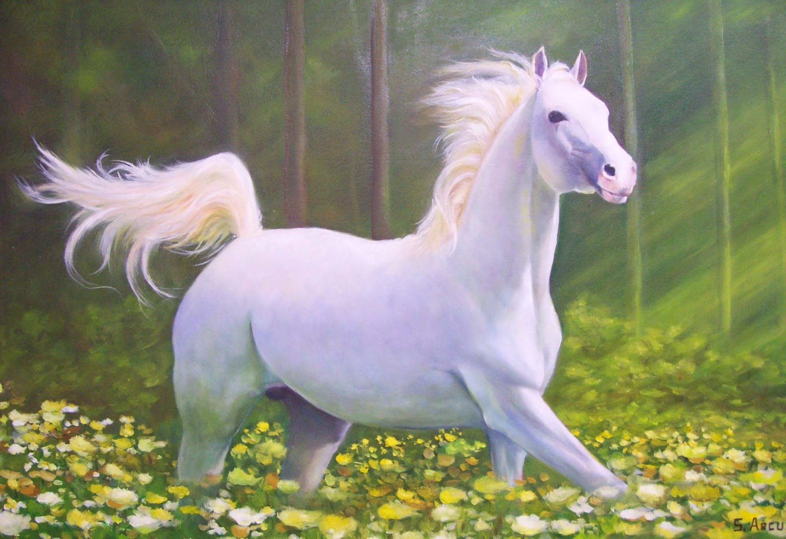 Los Tres Caballos Blancos - Perdiendo oportunidades .... — Steemit